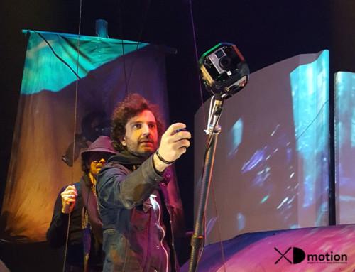 N. Dame & P. Pan: Stereosc. & VR 360