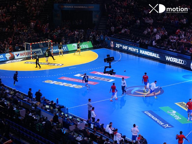 X fly 2D à Paris Bercy Arena