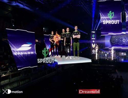 X fly 3D AR Live E-Sports