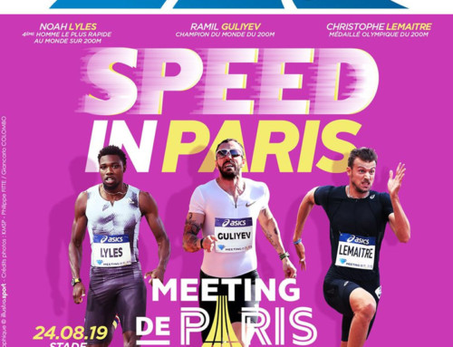 IAAF Charlety Athletics à Paris