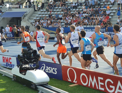 IAAF Diamond League in Paris
