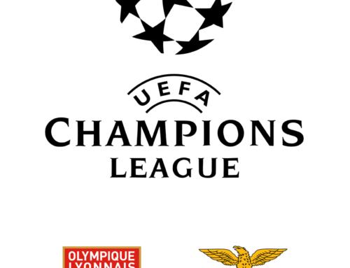 Champions League Lyon – X fly 3D 4K HDR LIVE