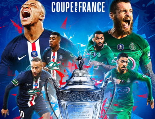 PSG/St Etienne soccer Final French Cup